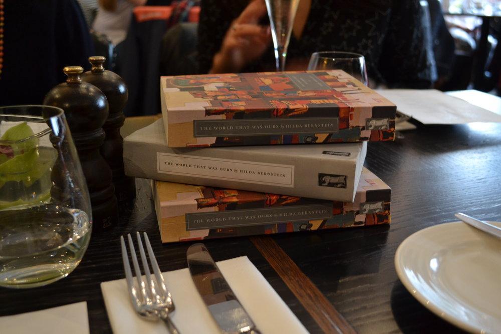 persephone books, bookclub