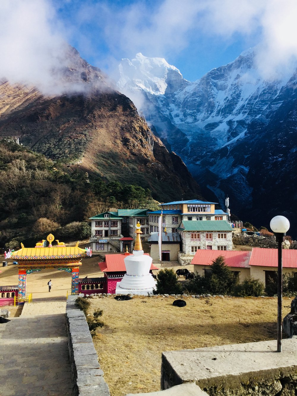 buddhism, himalayas