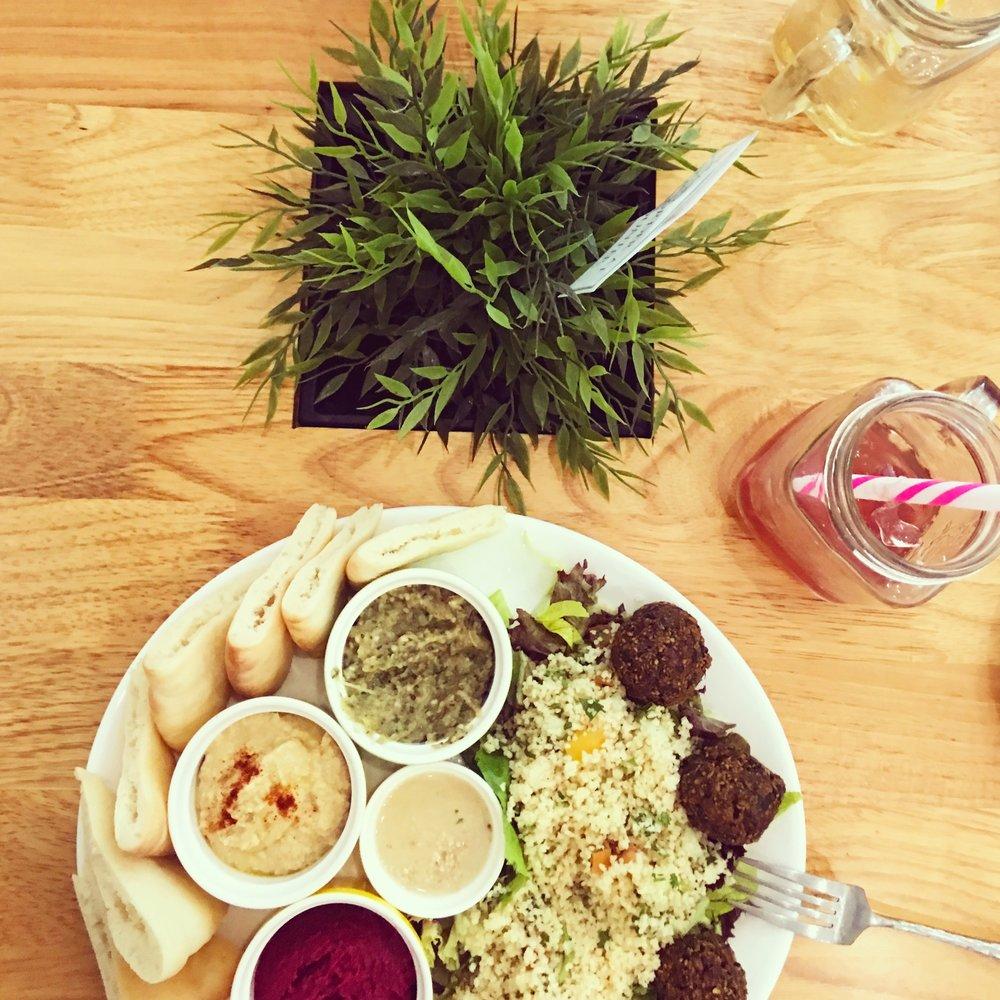yangon, vegan food