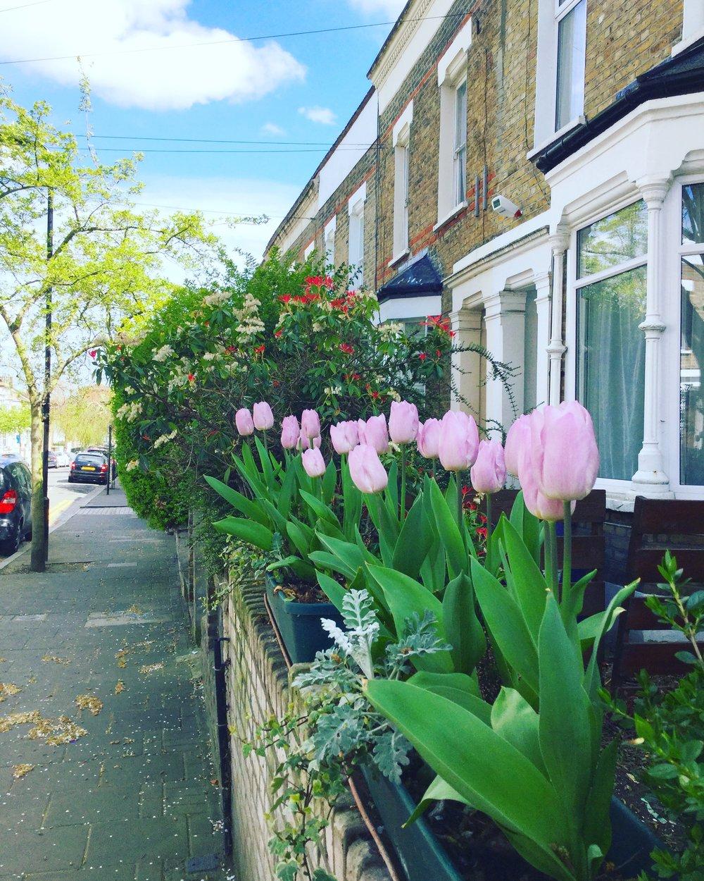 spring london