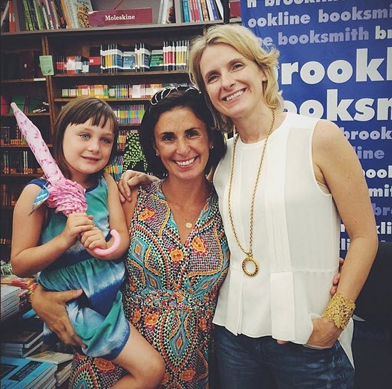 "Elizabeth Gilbert's book signing for ""The Signature of All Things"", July 2014"