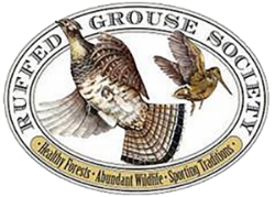 ruffed grouse logo