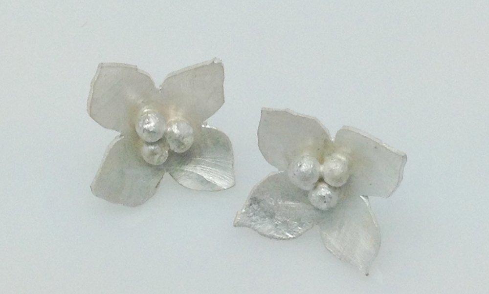 Bloom sterling post earrings.jpg