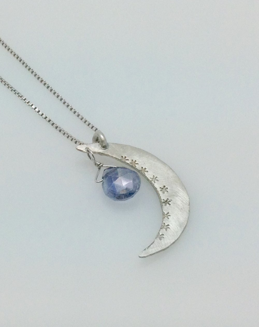 Crescent moon with Iolite necklace.jpg