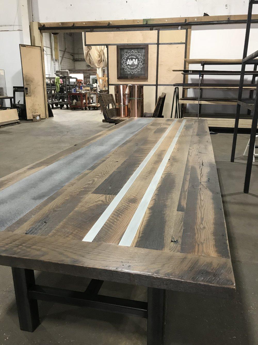 Harkins Table