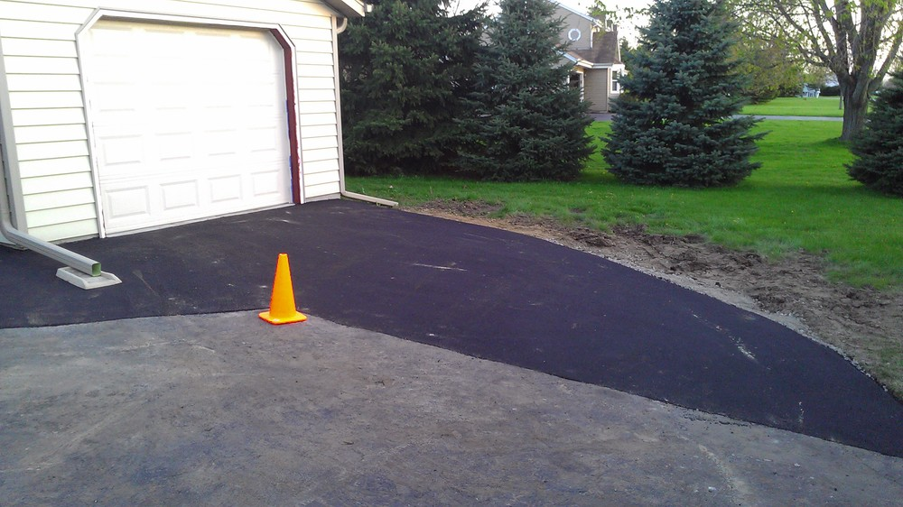 Asphalt Patching 2 of 4
