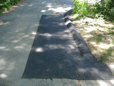 Asphalt Curbing 4 of 5