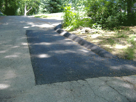 Asphalt Curbing 5 of 5