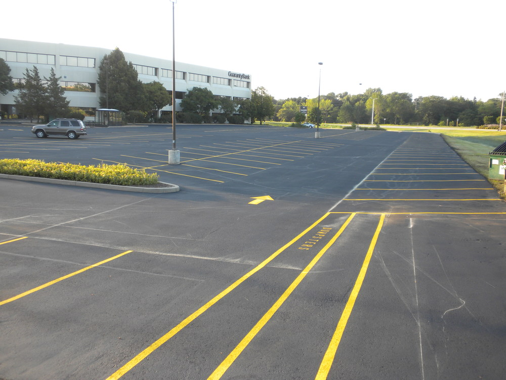 Parking Lot Maintenance 1 of 7