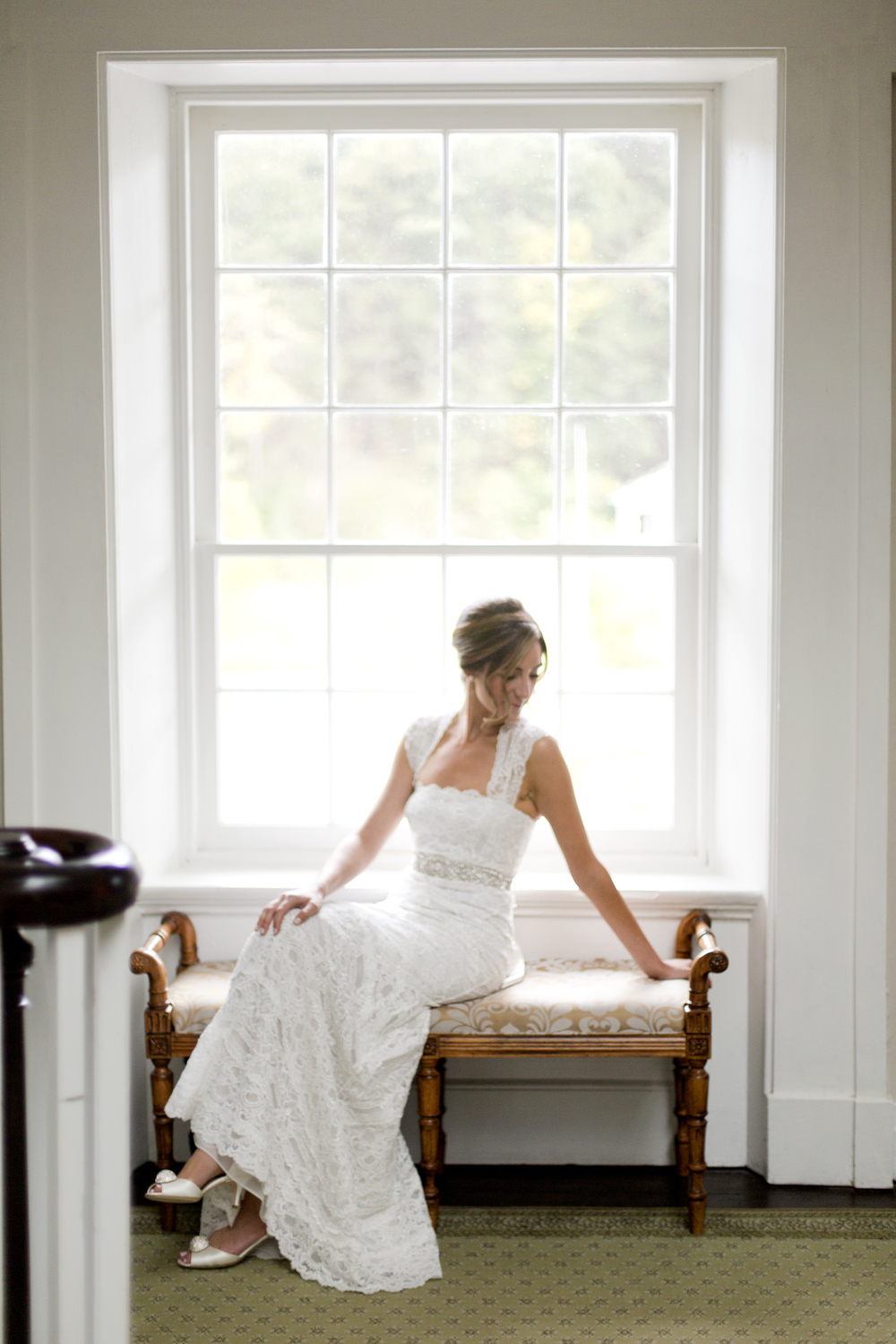 Lauren in Nicole Miller *image by Kelsey Kradel Photography*