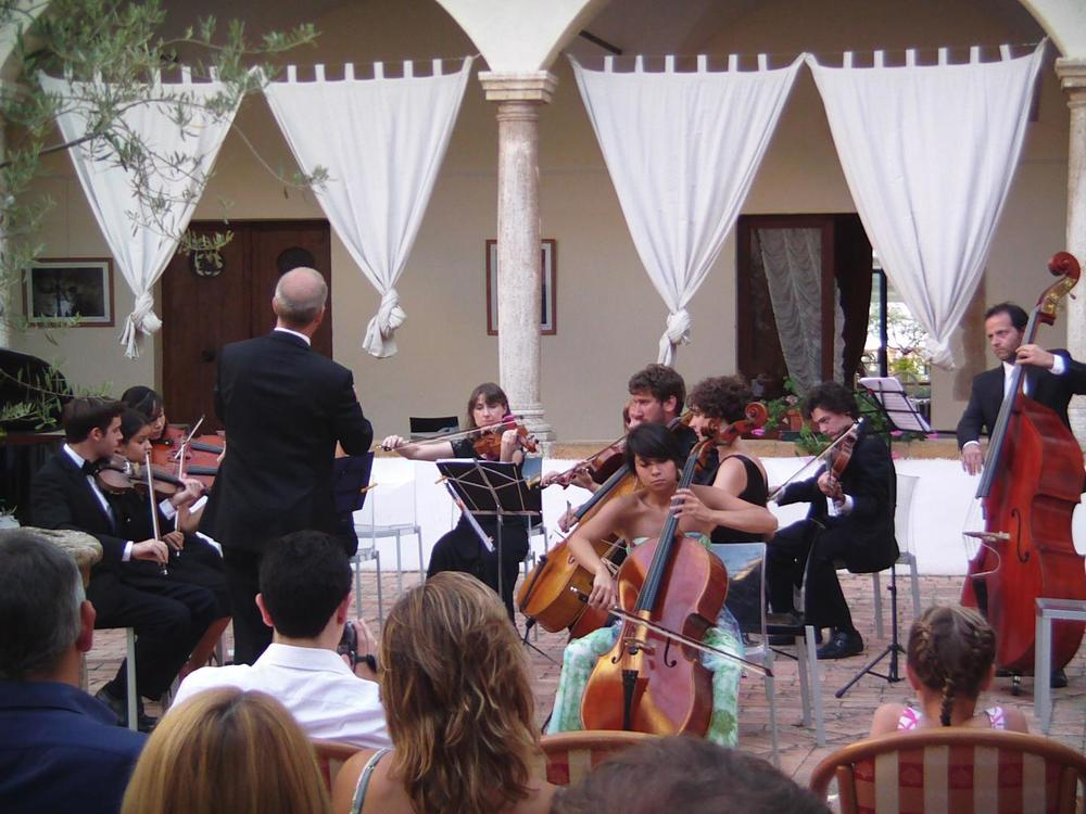 Siena Music Festival, Italy