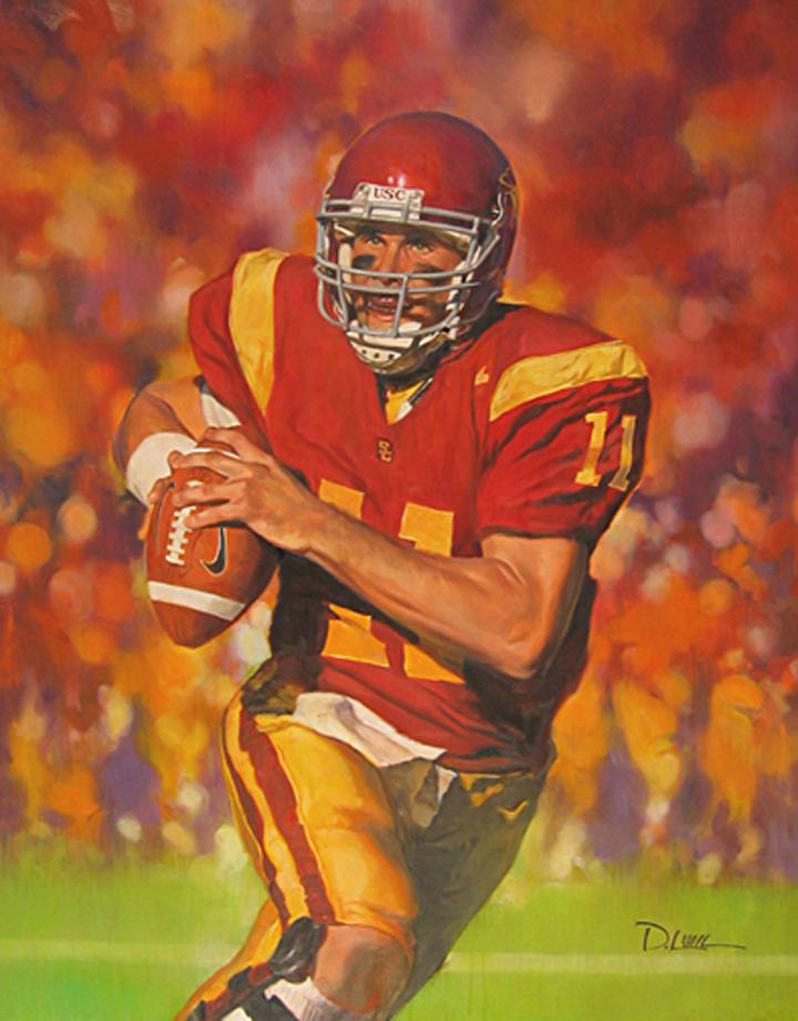 """Matt L. , 24"""" x 30"""", oil on canvas"""