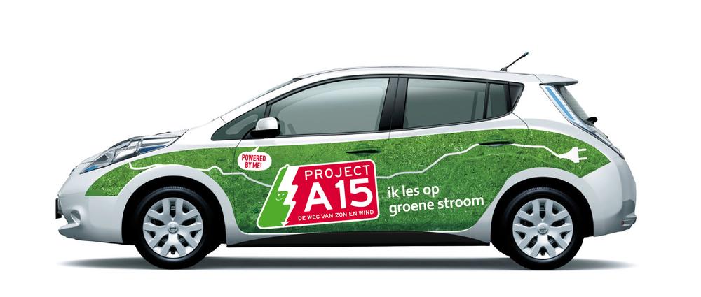 Project -A15-car signage