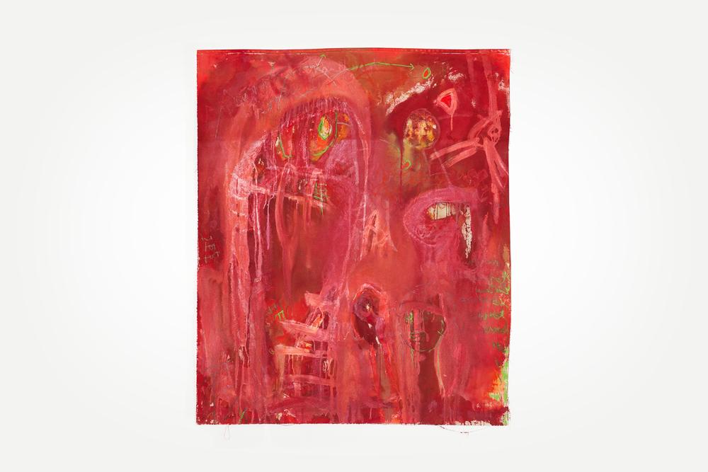 INBETWEEN THE DEEP RED       ″ROTMACHT″, 2015