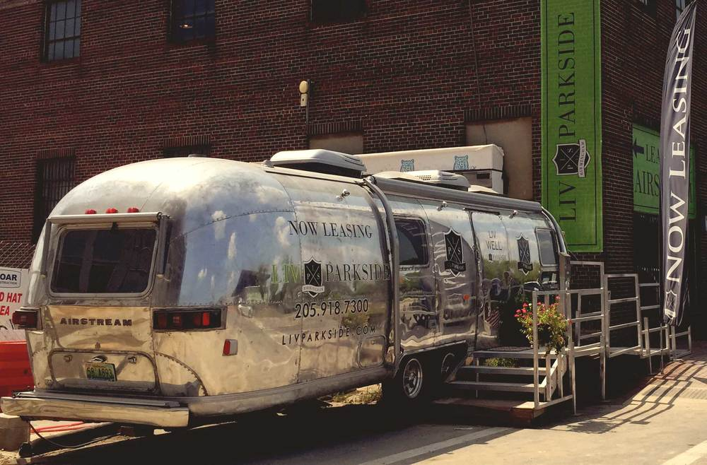 airstream office