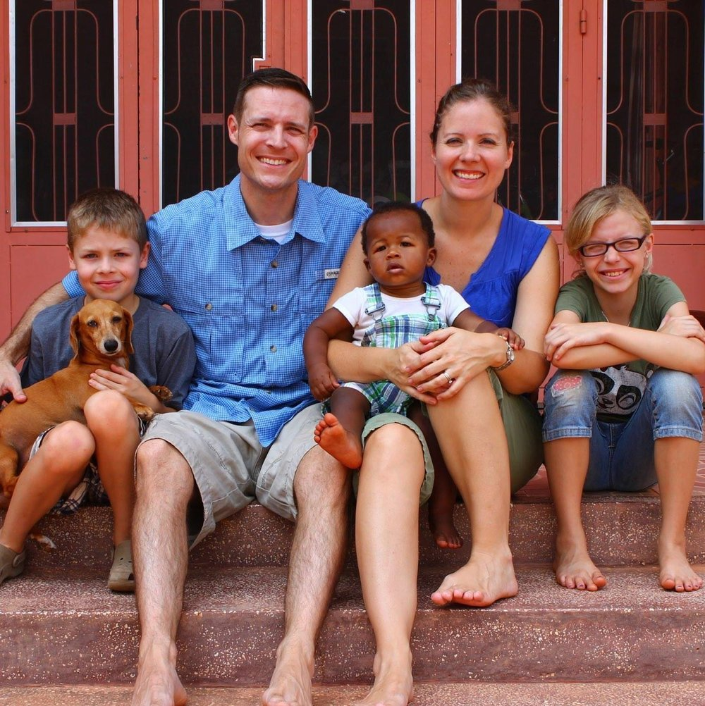 Ben and Kami Heilman - This year we are raising money for Ben and Kami Heilman to have a vehicle in Cambodia. They are using english schools to reach the people of Cambodia and are finding that relationships through businesses are effective in reaching the unreached and developing followers of Jesus. Our goal is to raise $4,000 by the end of the year. If you would like to help partner with us CLICK HERE and give to Speed The Light. Thank you for partnering with us as we help speed the light of the gospel all around the world.