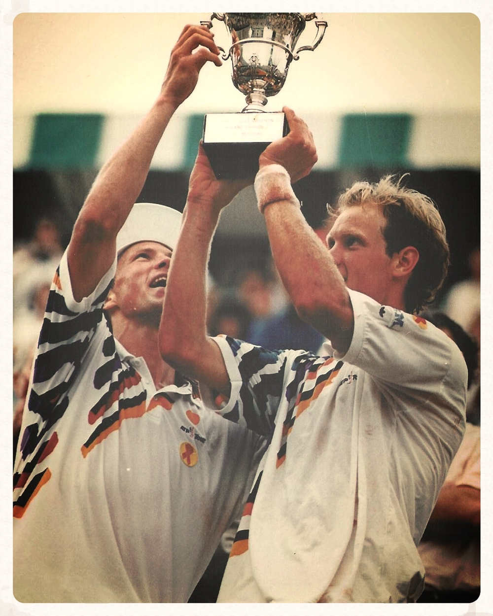 1993 French Open Victory