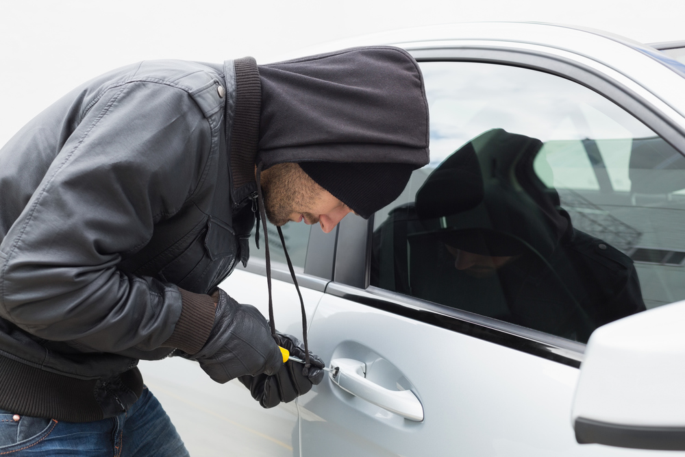 Car Alarm Installation in San Diego.