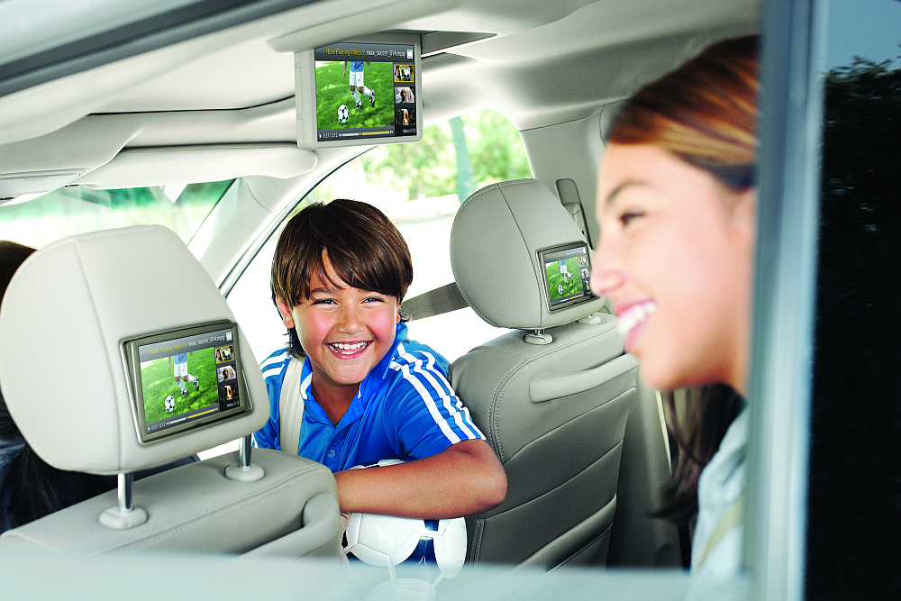 Car Stereo City is the place to go if you need to install a video system in to your car.  Car video systems are a great way to make riding in the car fun!