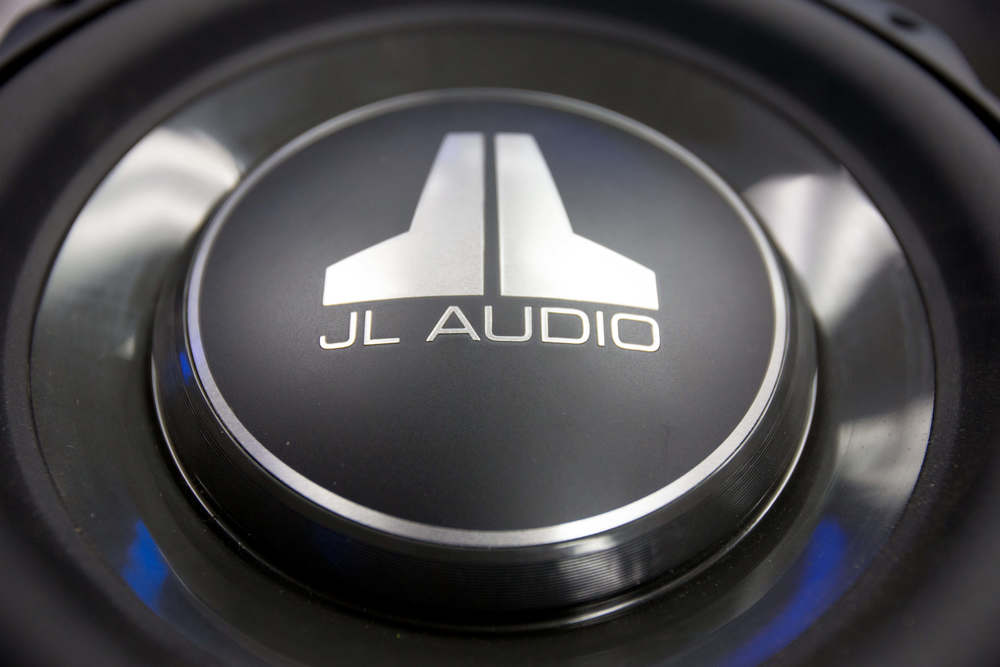 JL Audio Speakers and Stereo