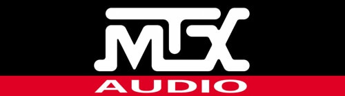 MTX Audio car stereo system installation