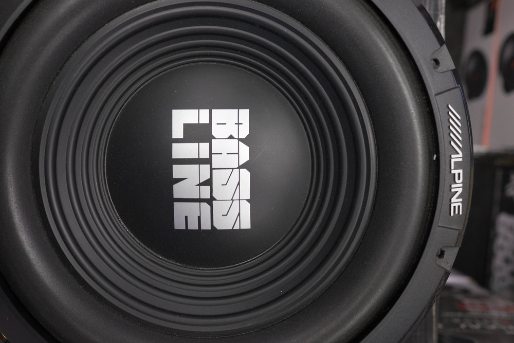 Bass Line Subwoofers and Stereo Systems