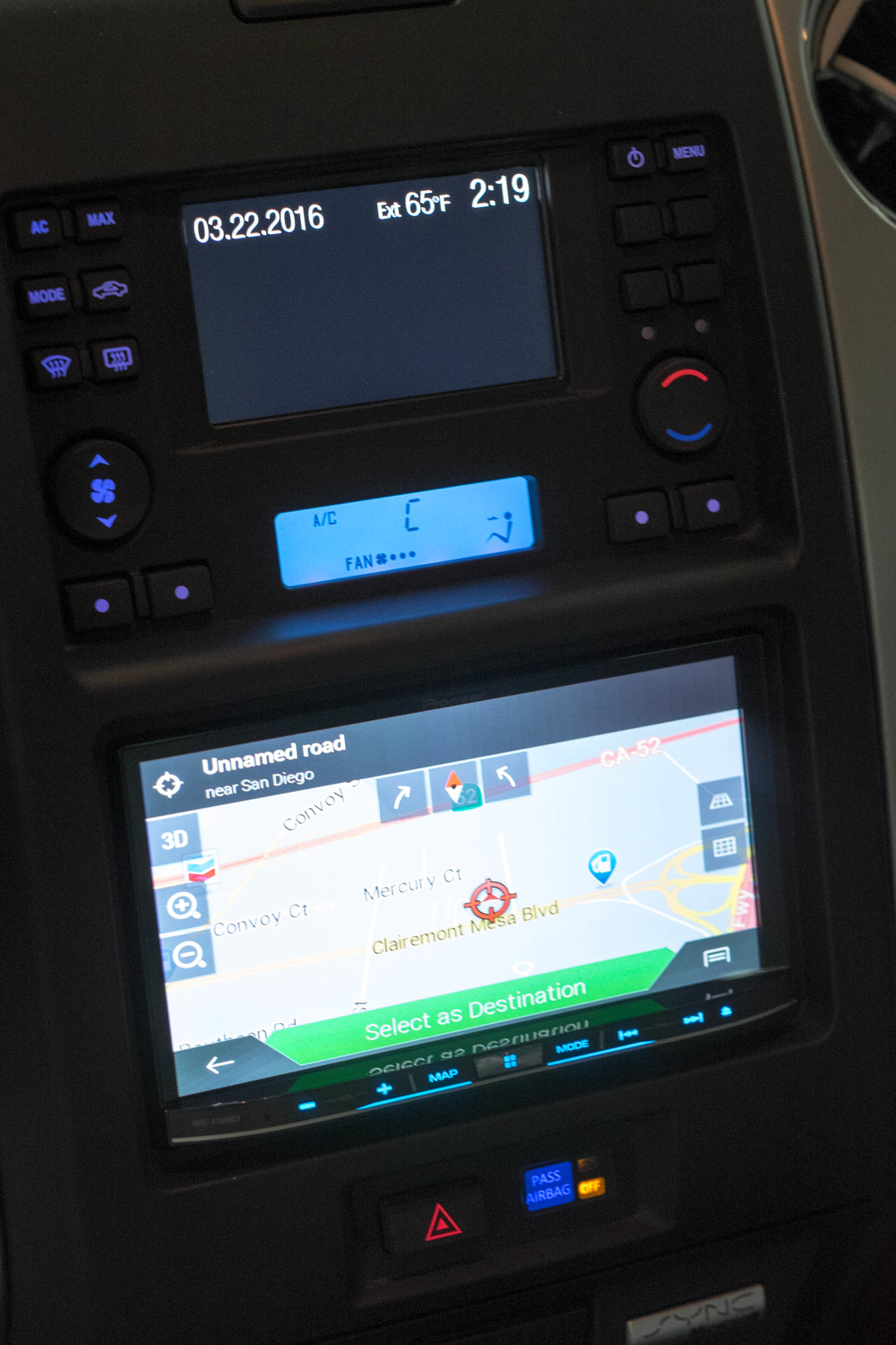 Car GPS Navigation from Car Stereo City San Diego