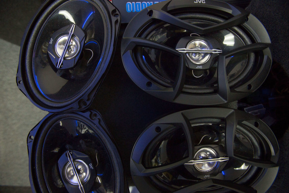 JVC Car Speakers Installation at Car Stereo City