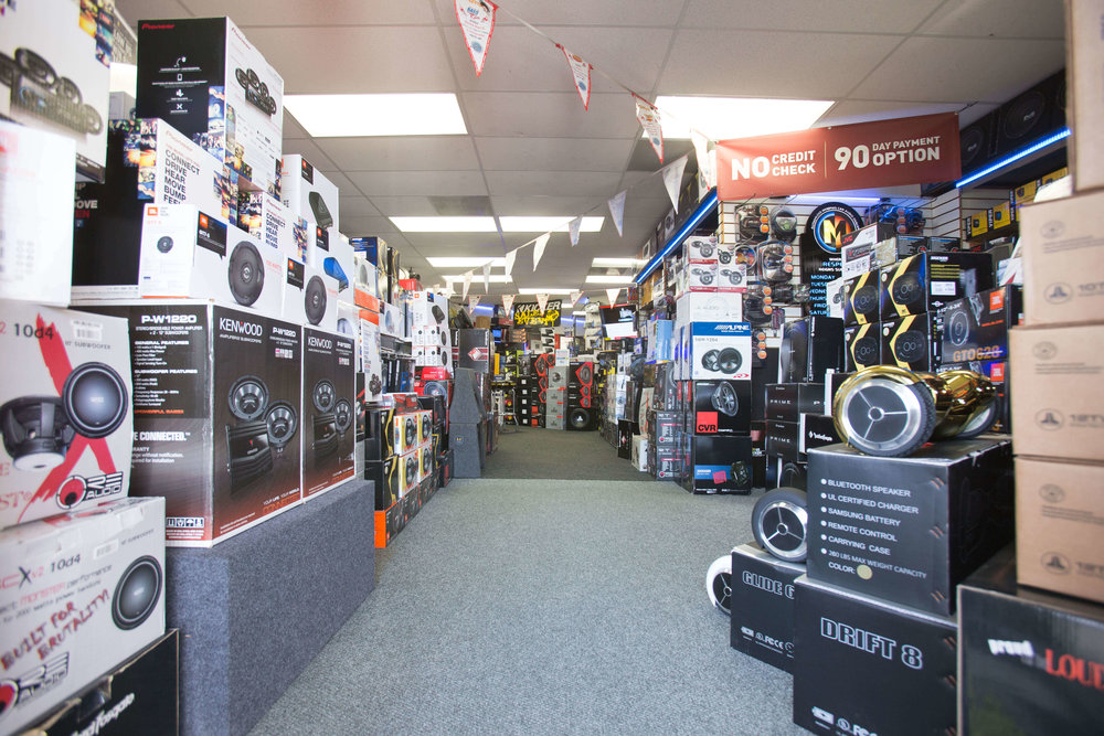 Best Car Audio Store in San Diego