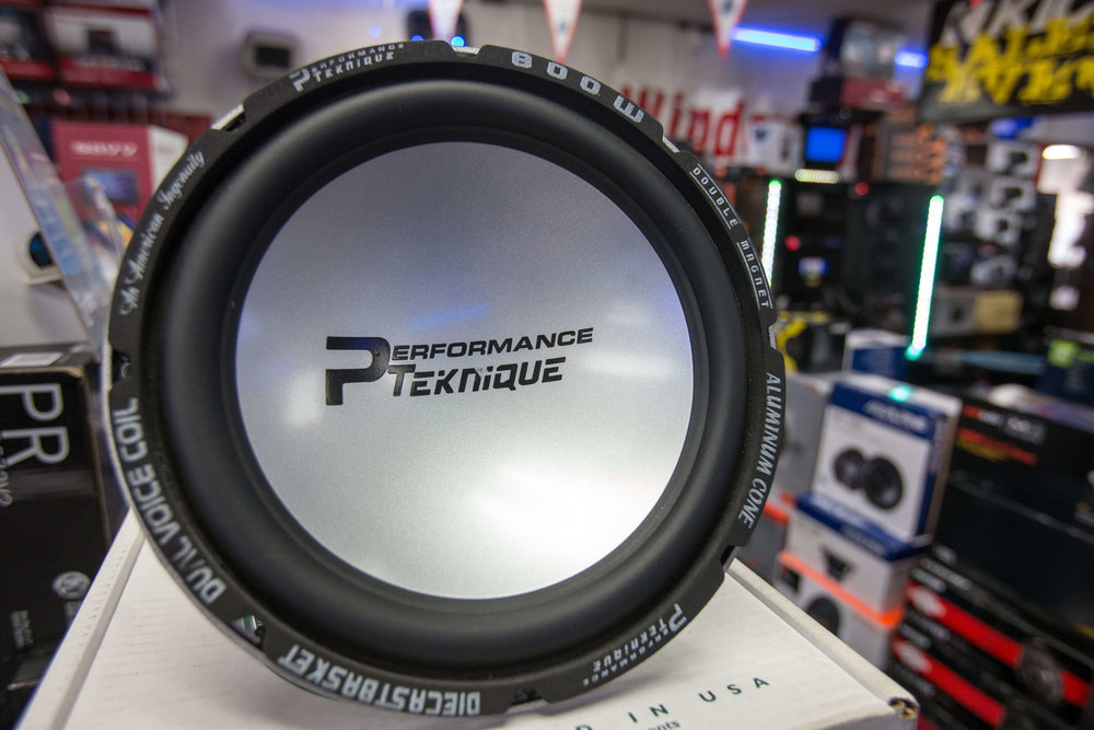 San Diego Performance Teknique Car Audio Installation