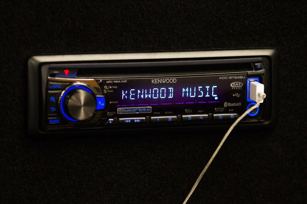 Kenwood Car Stereo Installation