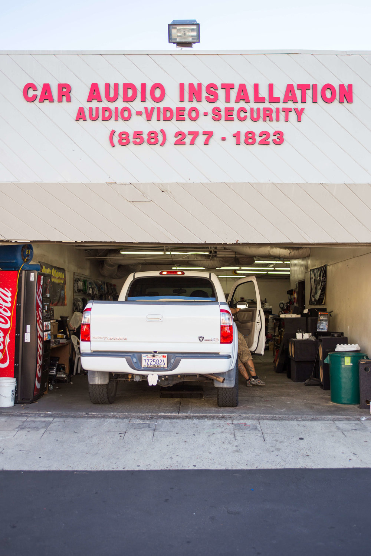 Car Audio Installation at Car Stereo City