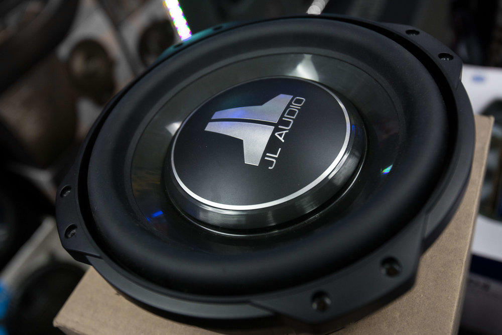 JL Audio at Car Stereo City San Diego
