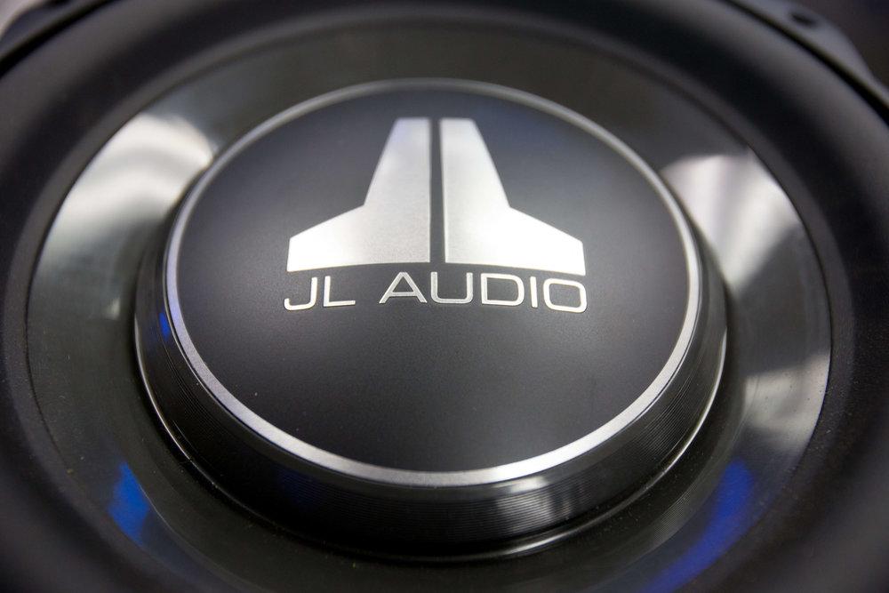 JL Audio Car Stereo Installation