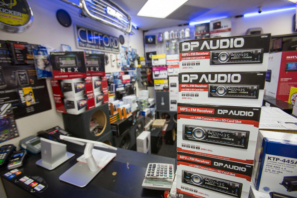 Best Selection of Car Audio in San Diego