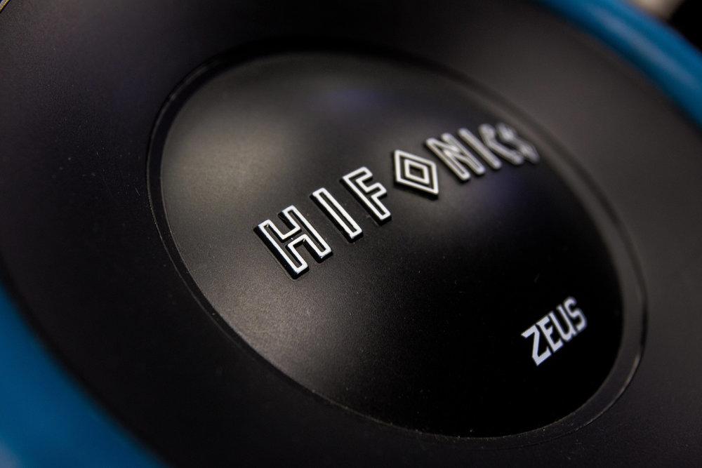 Hifonics Car Speaker Installation in San Diego