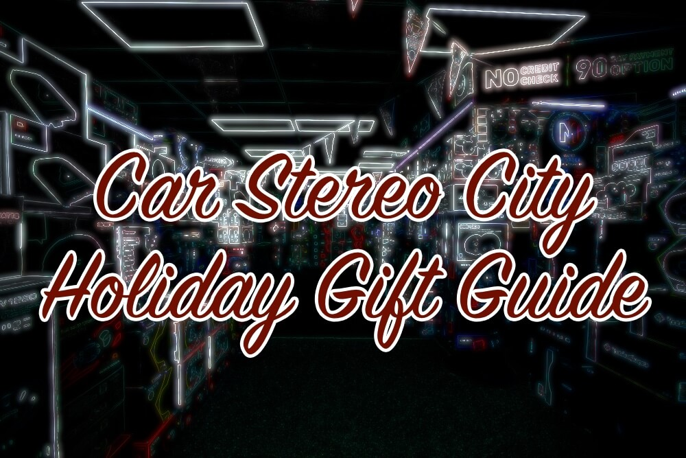 Car audio & stereo gifts in San Diego