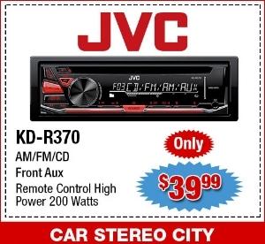 JVC Car Stereo System Car Stereo City San Diego