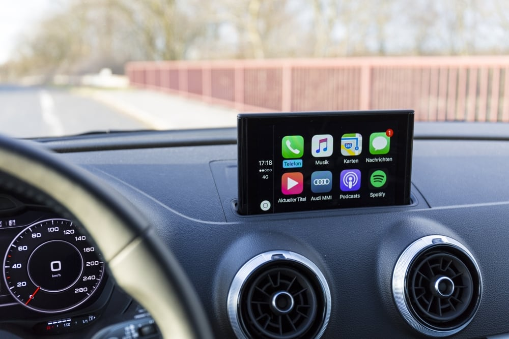 Apple Carplay & Android Auto Installation by Car Stereo City