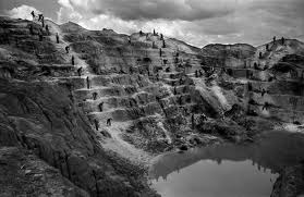 Mining fields in the DRC