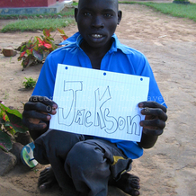 Jackson, 15 years old