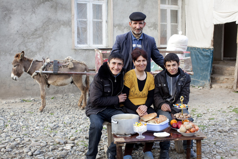 Shahveller, AZERBAJIAN