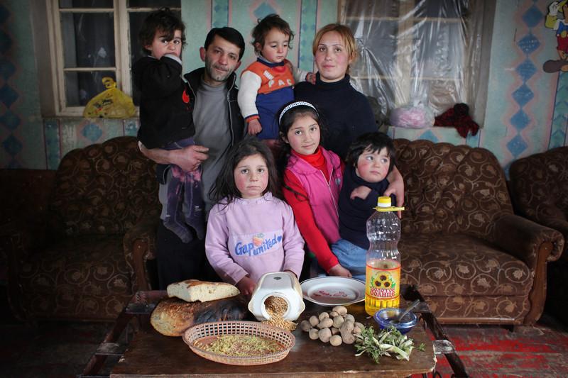 Yegeghus, ARMENIA