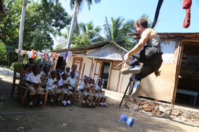 Haiti, 2013. Photo by Bobby Kintz.