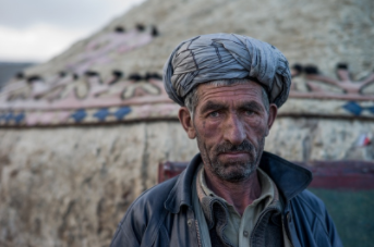 One of our Afghan support crew. There are few people as resourceful and tough as the Wakhan inhabitants.