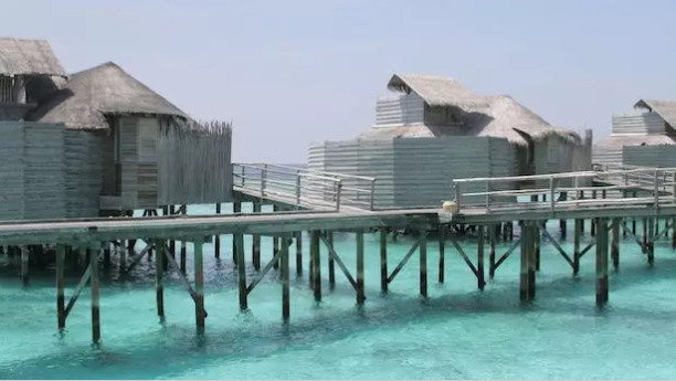 Six Senses Laamu in the Maldives is working on the Life Below Water Sustainable Development Goal. Photo by: Catherine Cheney / Devex
