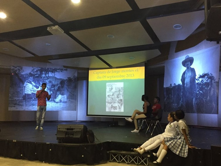 The Youth Peace Provocateurs' environmental work is the latest incarnation of a long history of Colombian campesino activism.Juan F Salazar,Author provided