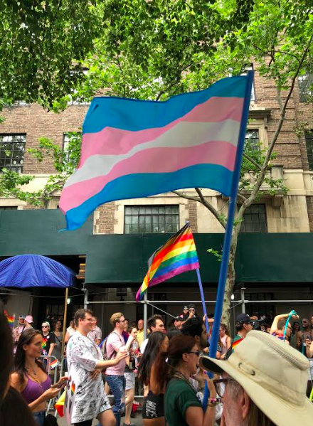 Pride NYC, photo credit: Anna Lopez