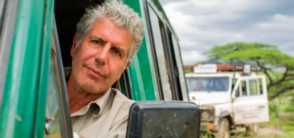 In Season 3 of 'Parts Unknown,' Anthony Bourdain took viewers to Tanzania.  CNN