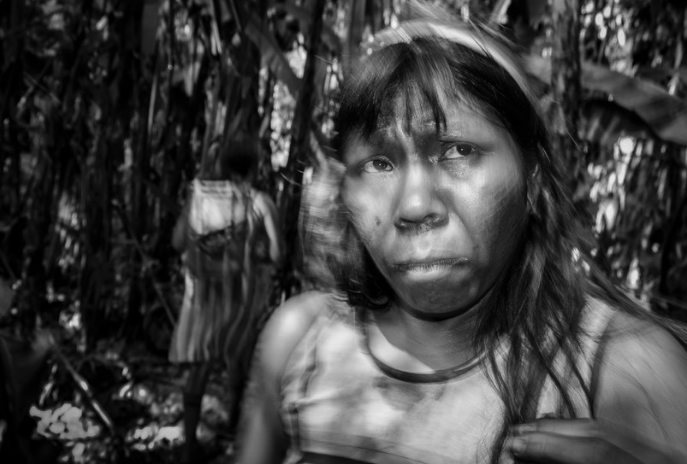 The Kayapó people believe that if they are good to the forest and to the river, they will be provided with everything they need to sustain themselves.